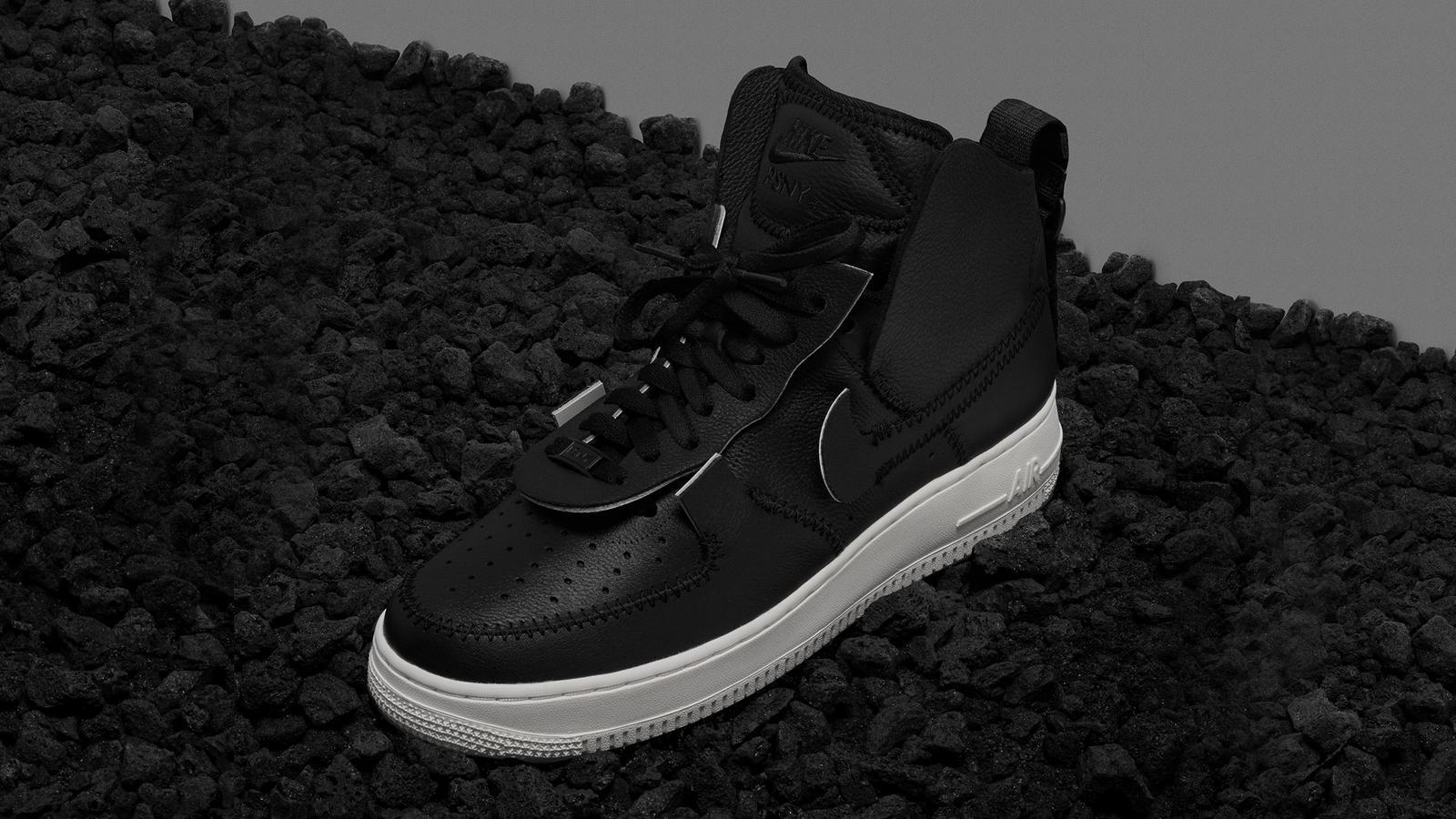 Nike af1 x psny black original hd 1600