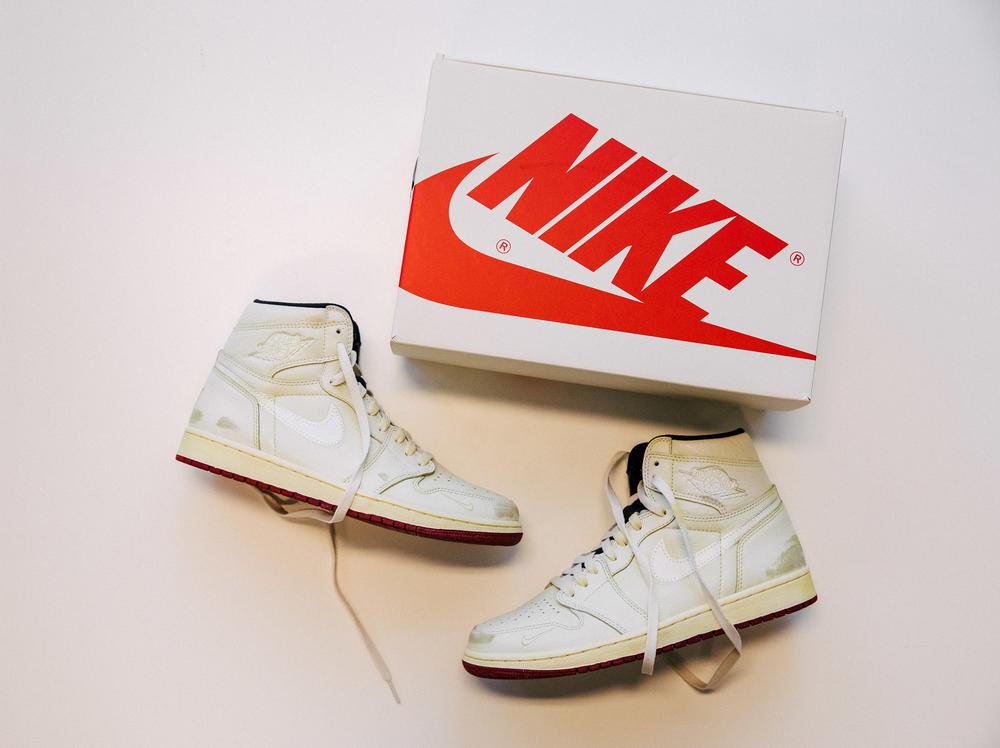 Air Jordan I Hi OG NRG