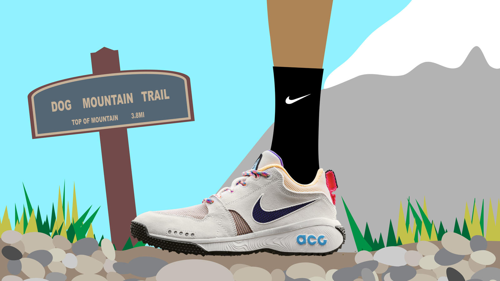 Nike ACG Dog Mountain Nike News