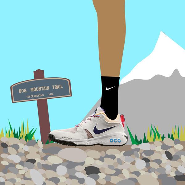 Nike ACG Dog Mountain - Nike News