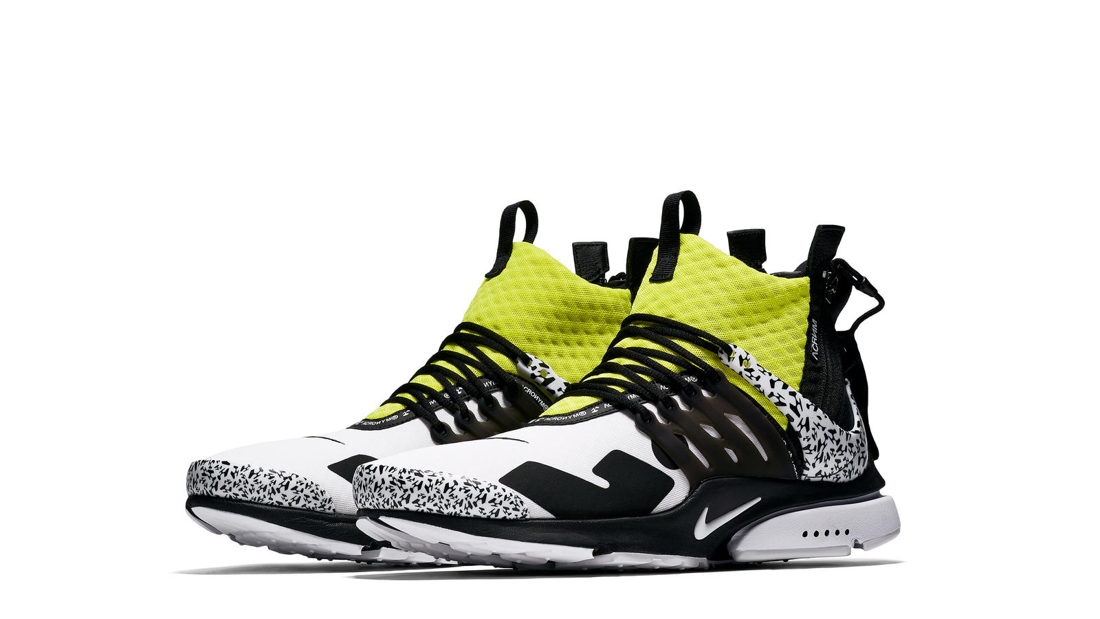 low priced 0dd67 35ed7 Acronym x Nike Air Presto Mid 19