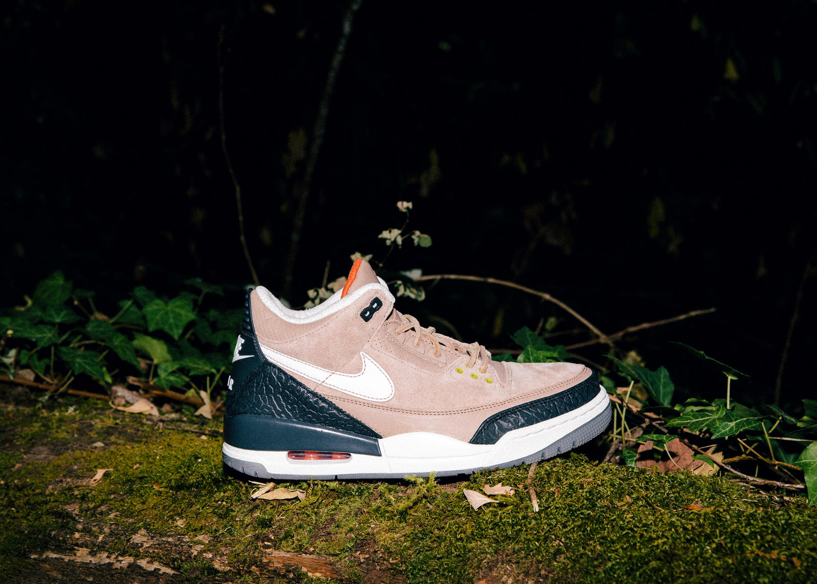 Air Jordan III JTH Nike News