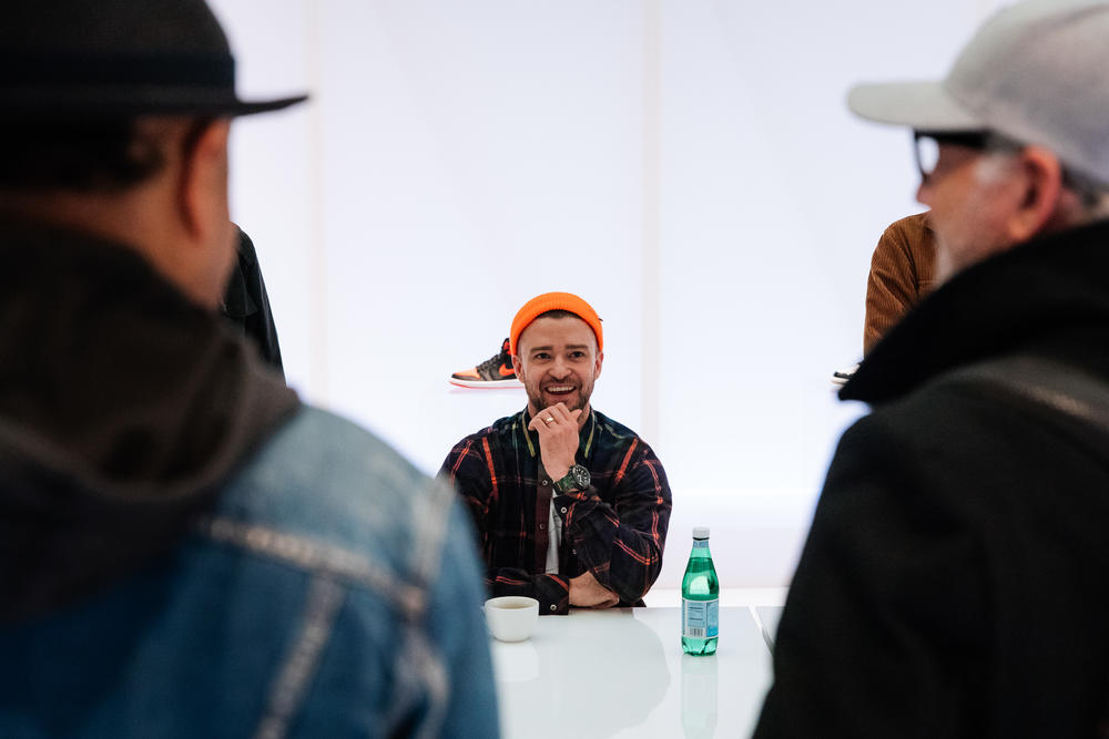 "Justin Timberlake Talks ""Man of the Woods"" Inspired Air Jordan III JTH"