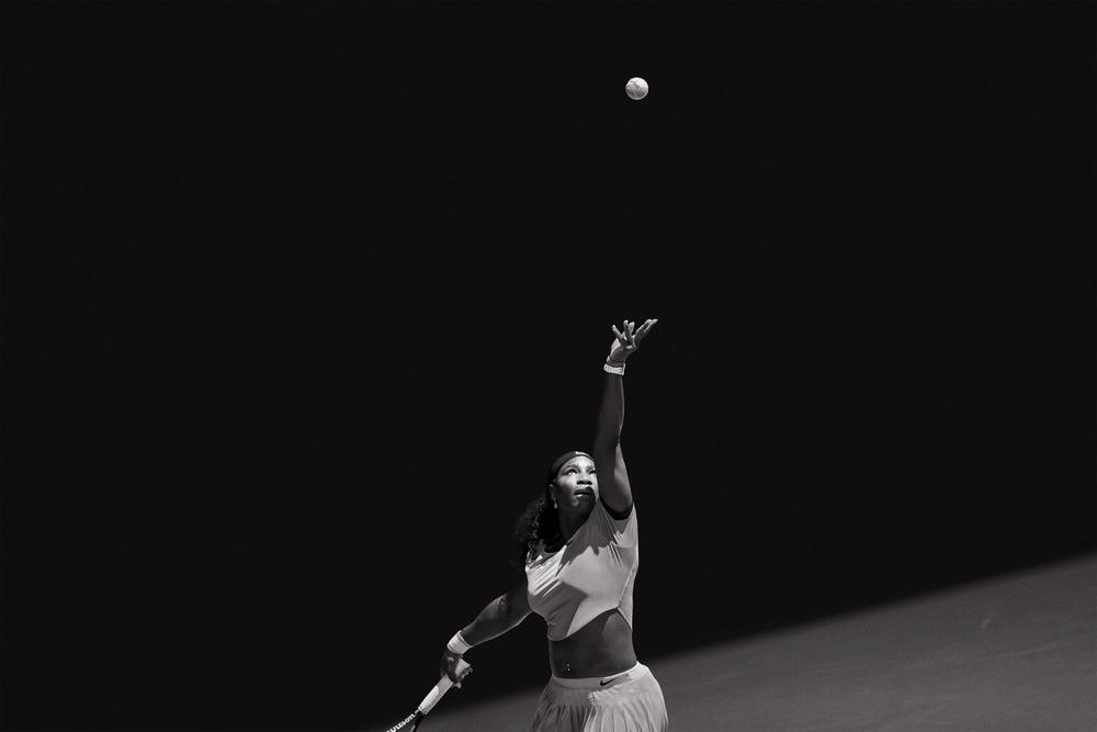 Just Do It: Serena Williams