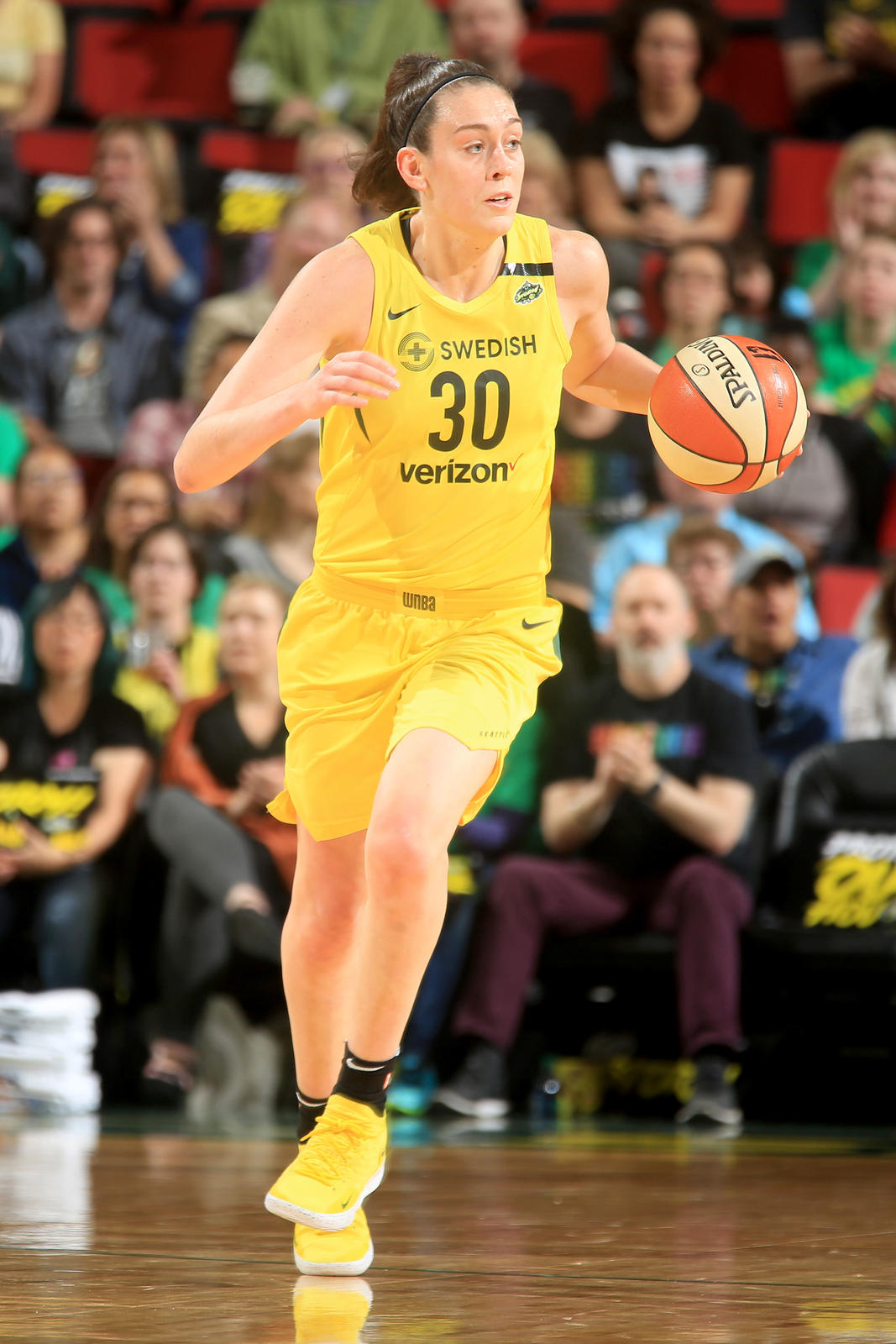 The Games (and Shoes) That Made Breanna Stewart's MVP Season 3