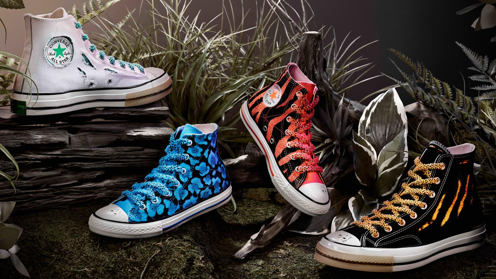 "Dr. Woo's Second Converse Collaboration Delivers ""Wear to Reveal"" Promise 12"