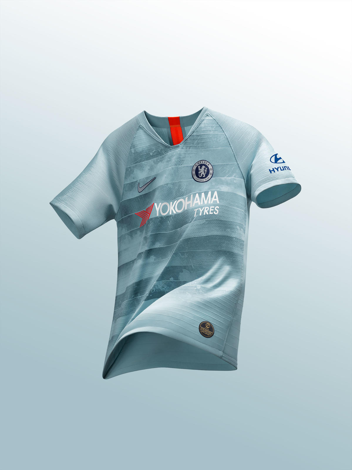 The Chelsea FC 2018-2019 Kit Unlocks A High-Tech Way for Fans to Connect  2