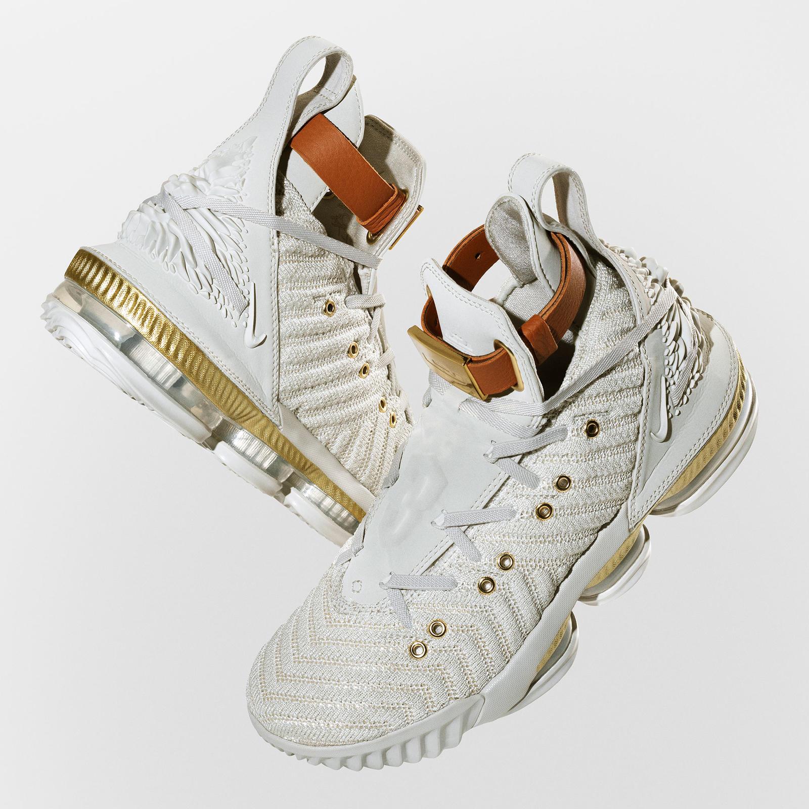 HFR x LeBron 16 - Nike