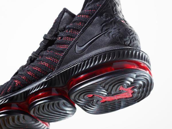 save off 8eab1 2f801 Breaking Down The LeBron 16 - Nike News