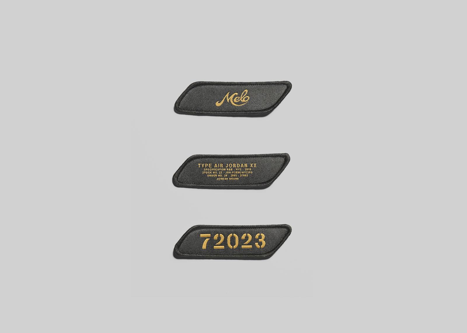 c007d713595 Jordan Brand x Carmelo Anthony x Rag & Bone Capsule 30. The Carmelo Anthony  x rag & bone AJXX includes ...