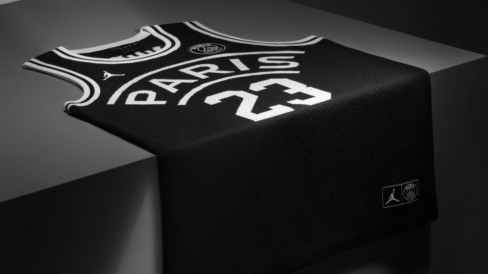 Jordan Brand and Paris Saint-Germain Combine for a Football First 8