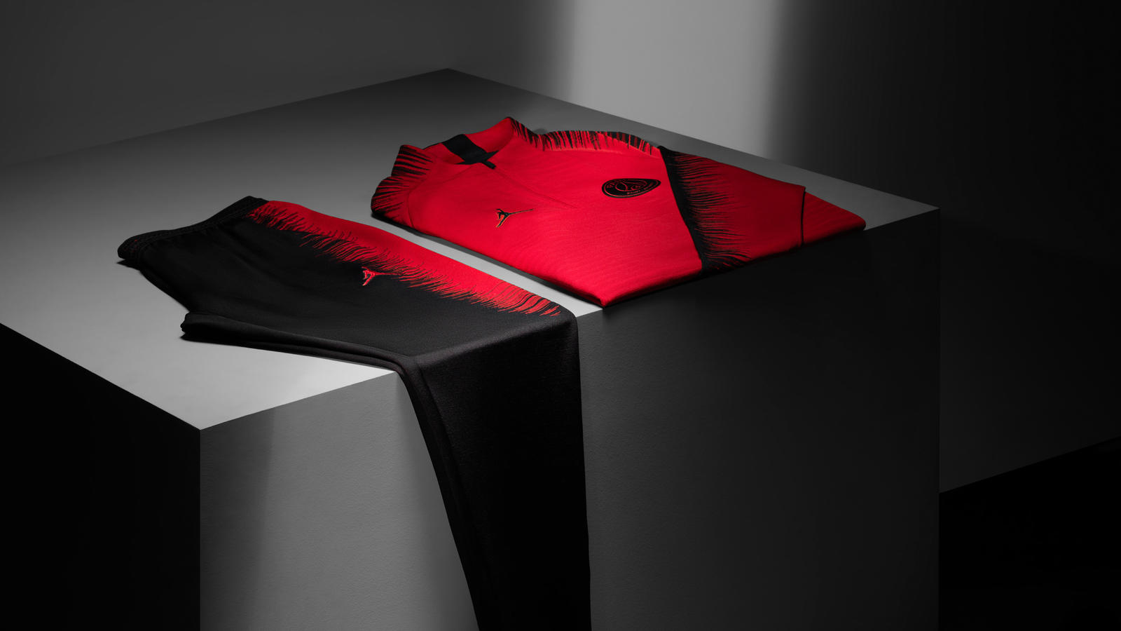 Jordan Brand and Paris Saint-Germain Combine for a Football First 9
