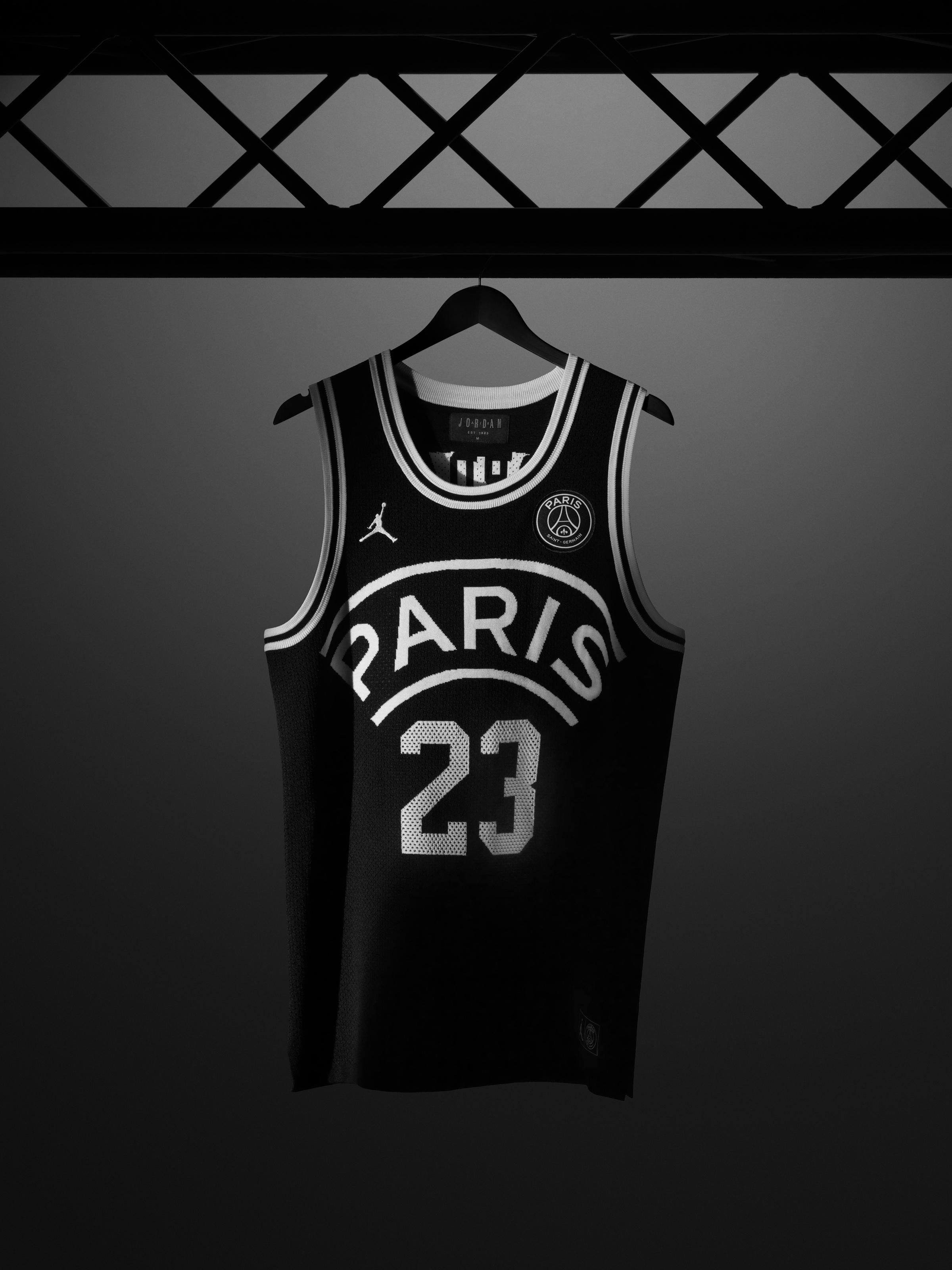 Leur Jordan Paris Collection Germain Dévoilent Et Saint Le Brand UGMqSVpz