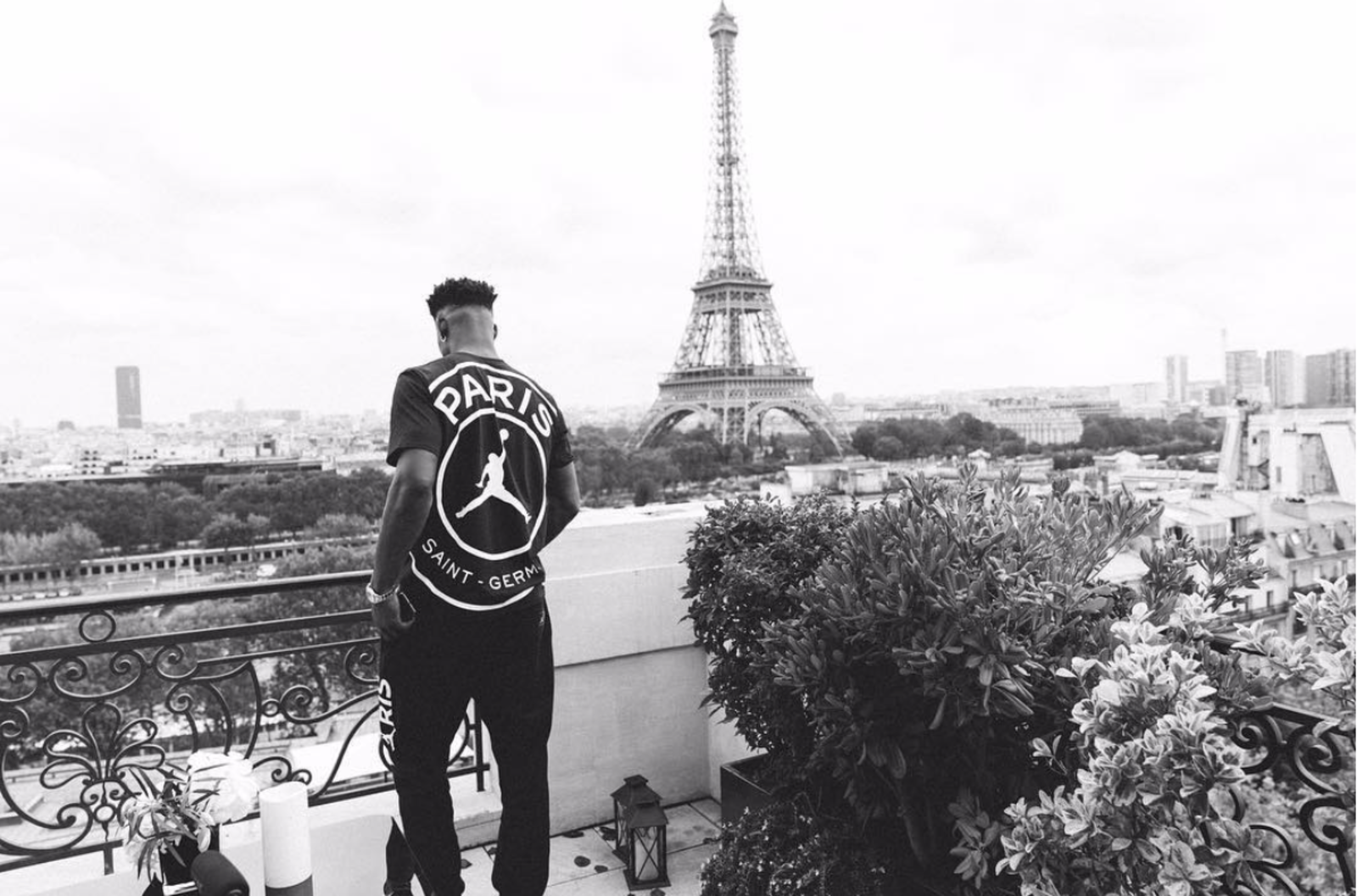 Jordan Brand and Paris Saint-Germain Combine for a Football First 58