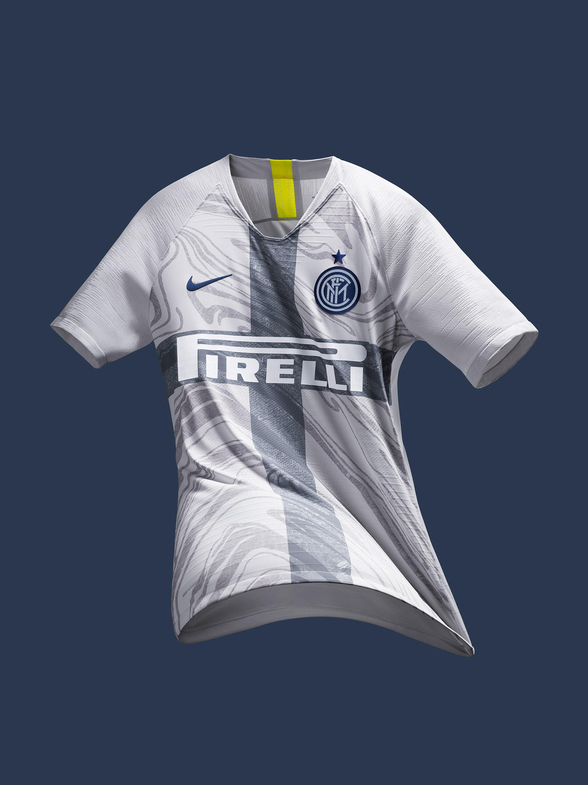 finest selection 9157a a11d9 FC Internazionale Milano's 2018-19 Third Kit is a Stone-Cold ...