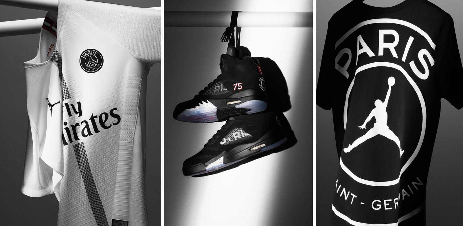 Kit Jordan X PSG. Nike FR