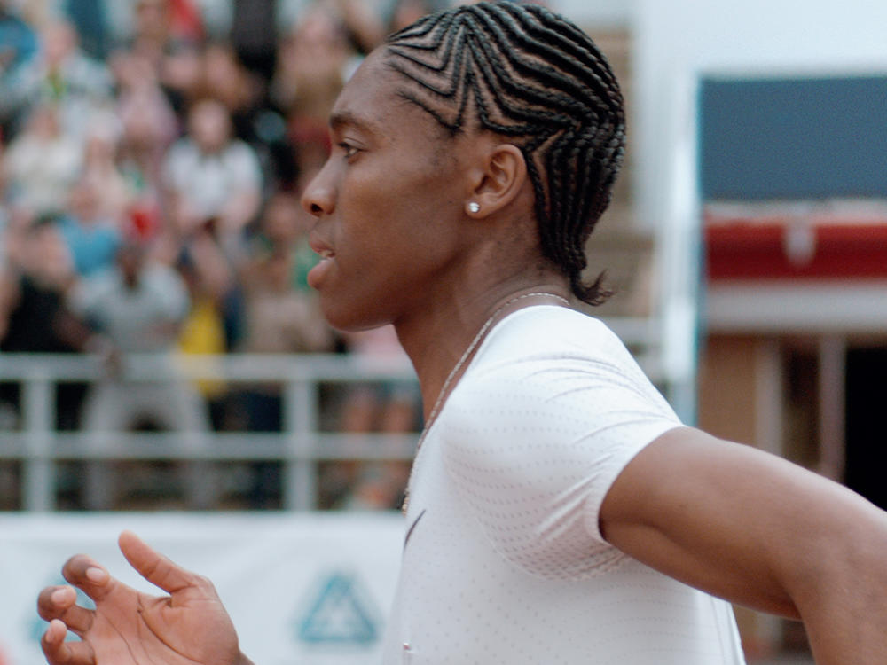 Just Do It: Caster Semenya