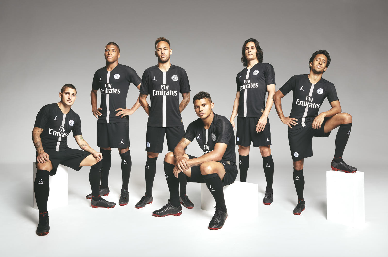 Jordan Brand and Paris Saint-Germain Combine for a Football First 60