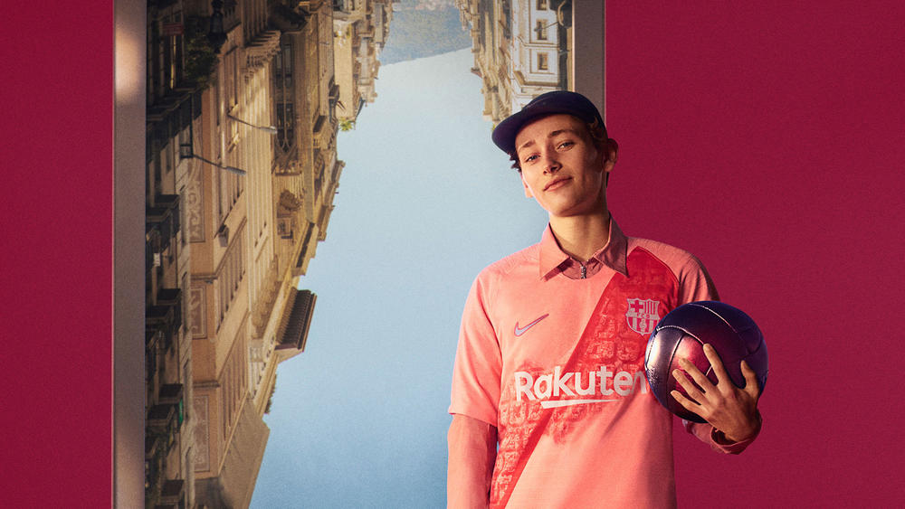 FC Barcelona's 2018-19 Third Kit Continues a Bold and Beautiful Celebration of the City