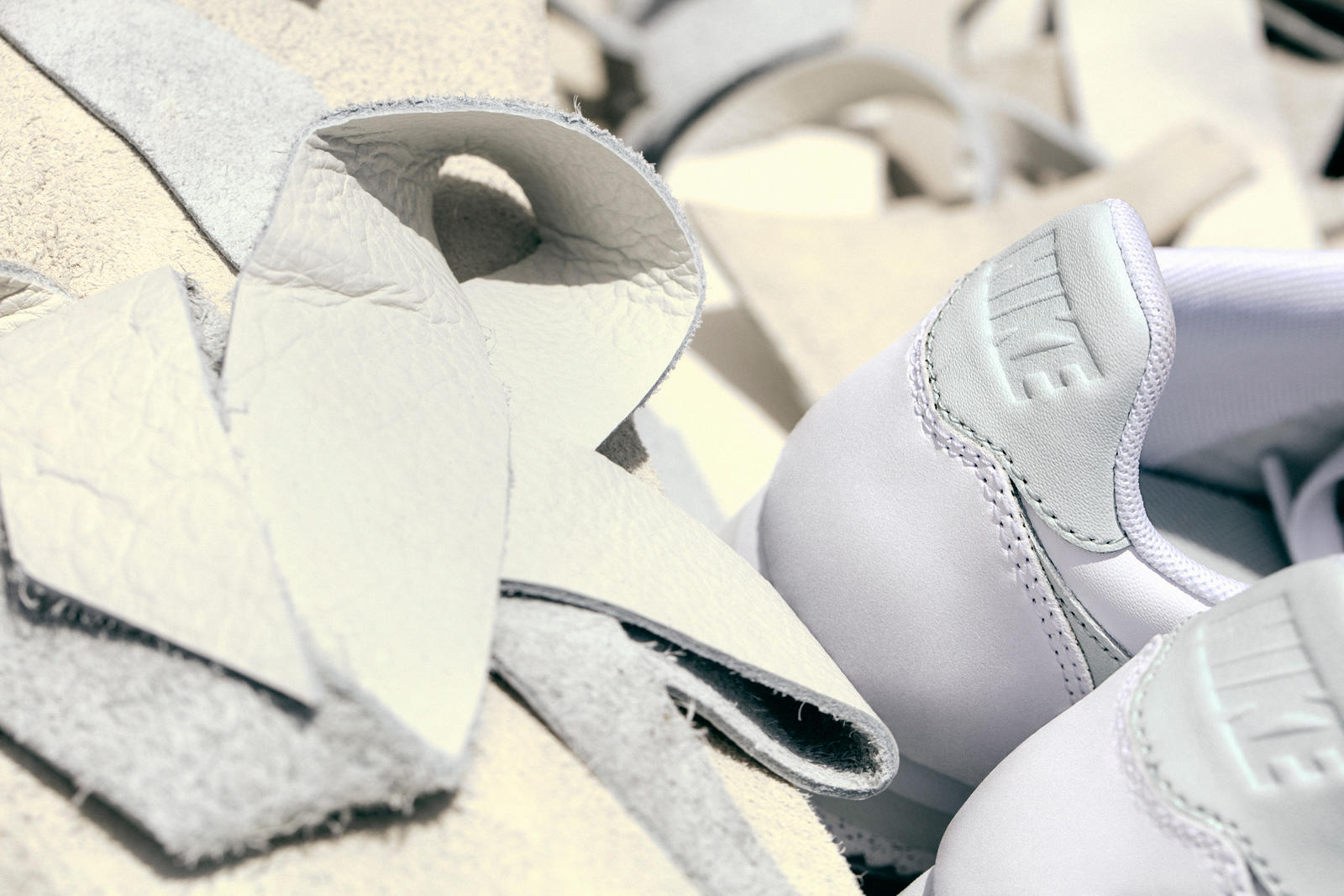 What is Nike Flyleather Nike Flyleather