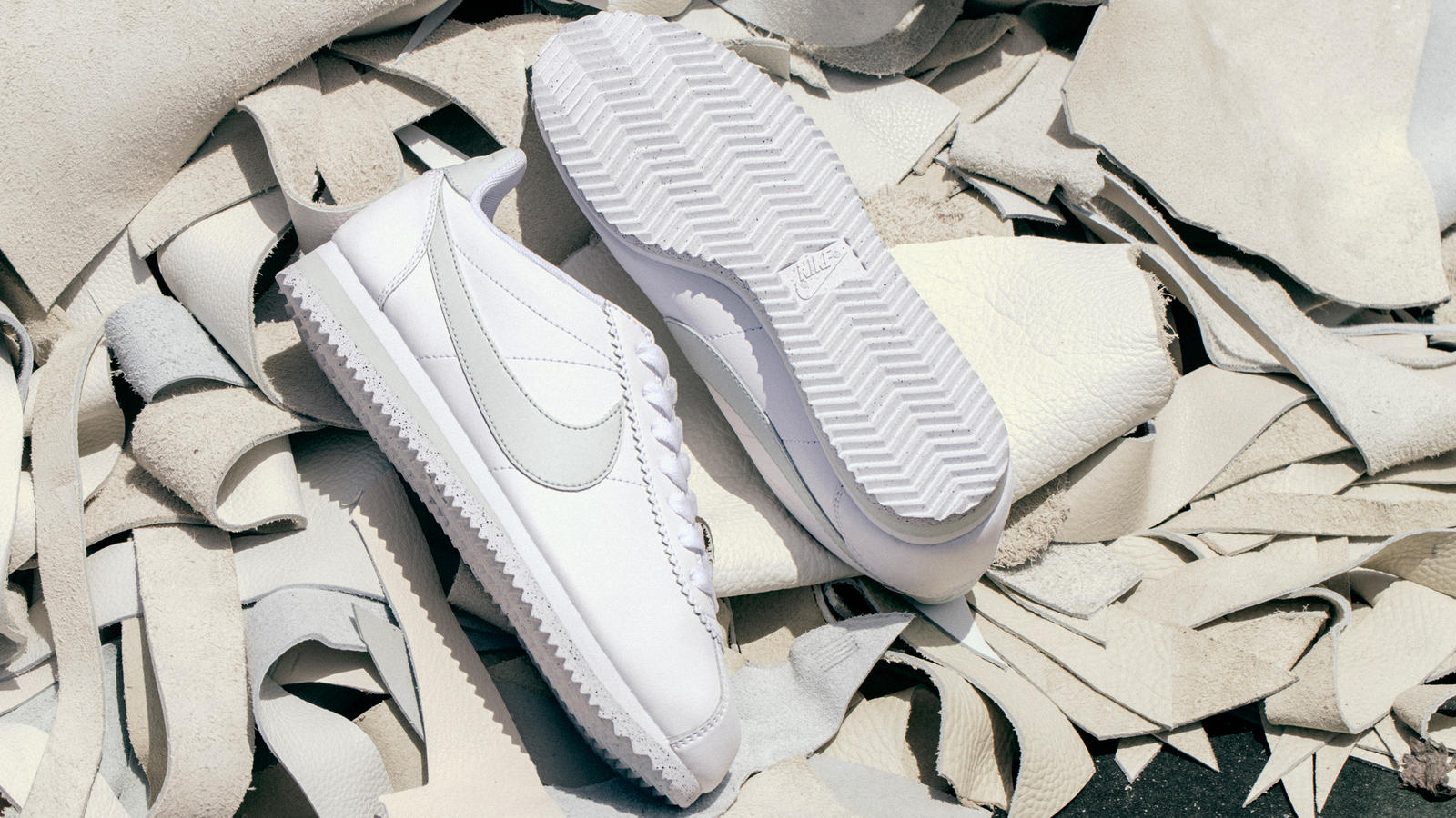 The Nike Cortez Gets a Sustainable