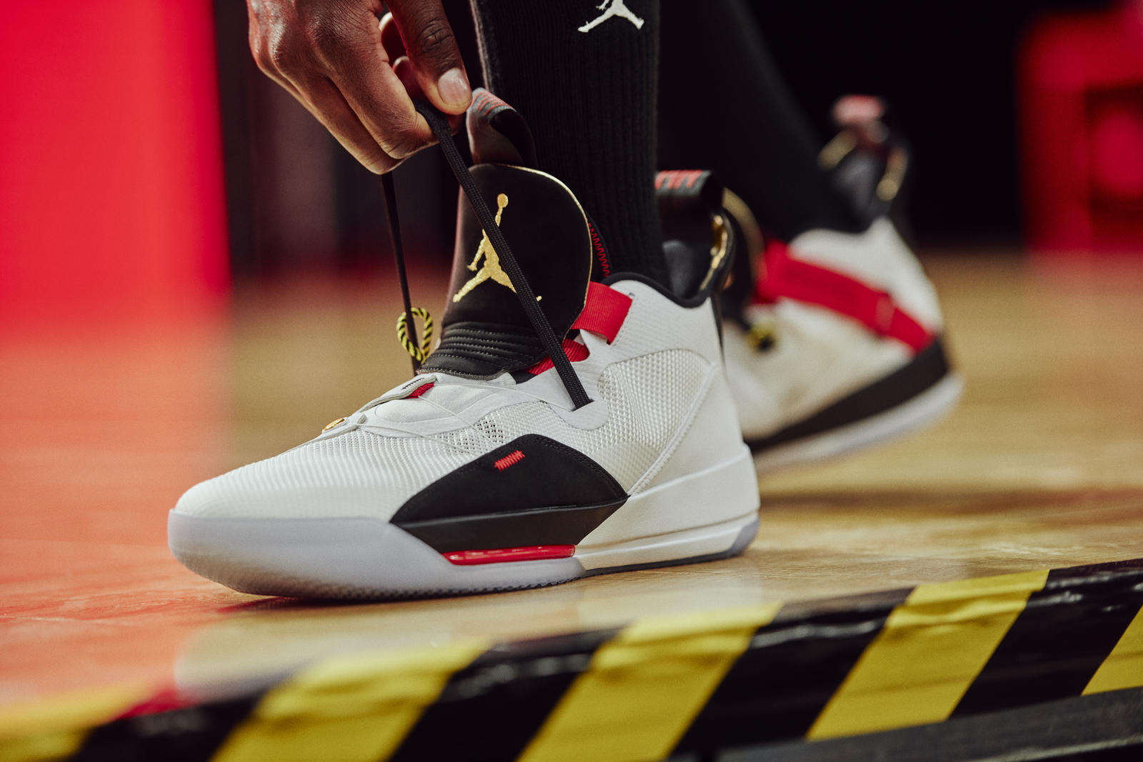 9d64959672bf Lock-In and Prepare to Fly with the Air Jordan XXXIII - Nike News