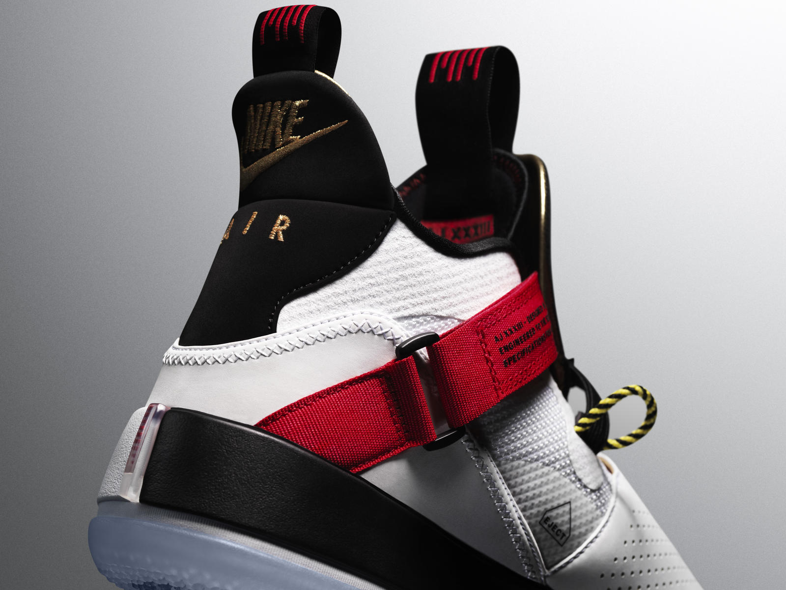 "48028bd8e3c The use of ""Nike Air"" on the heel tab follows classic Jordan graphic cues."