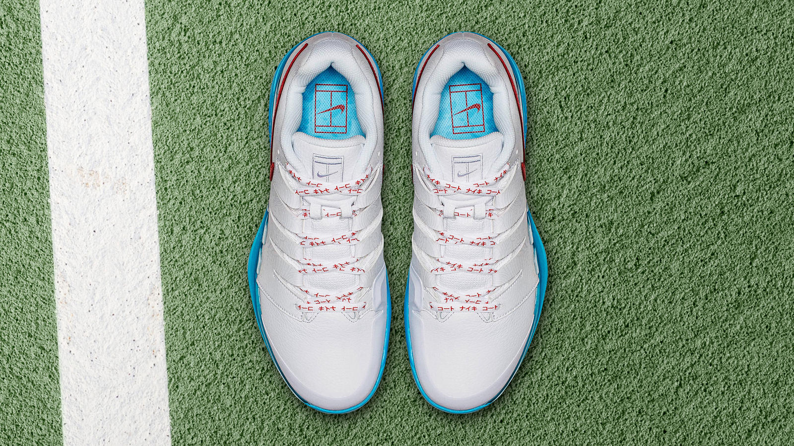 NikeCourt Air Zoom Vapor X LTR PE