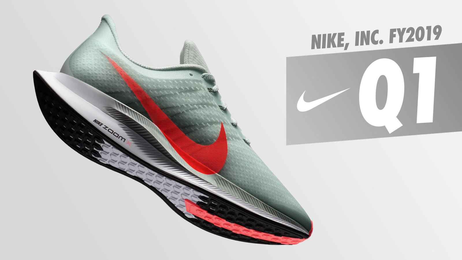 NIKE, Inc. Reports Fiscal 2019 First Quarter Results 0