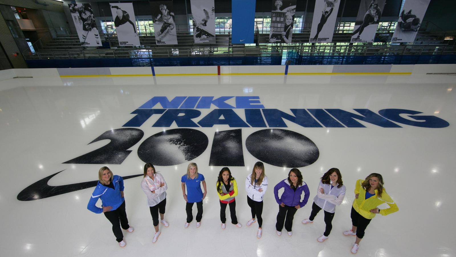 OLYMPIC HOPEFULS JOIN NIKE TO UNVEIL WOMEN'S TRAINING PRODUCT INNOVATIONS