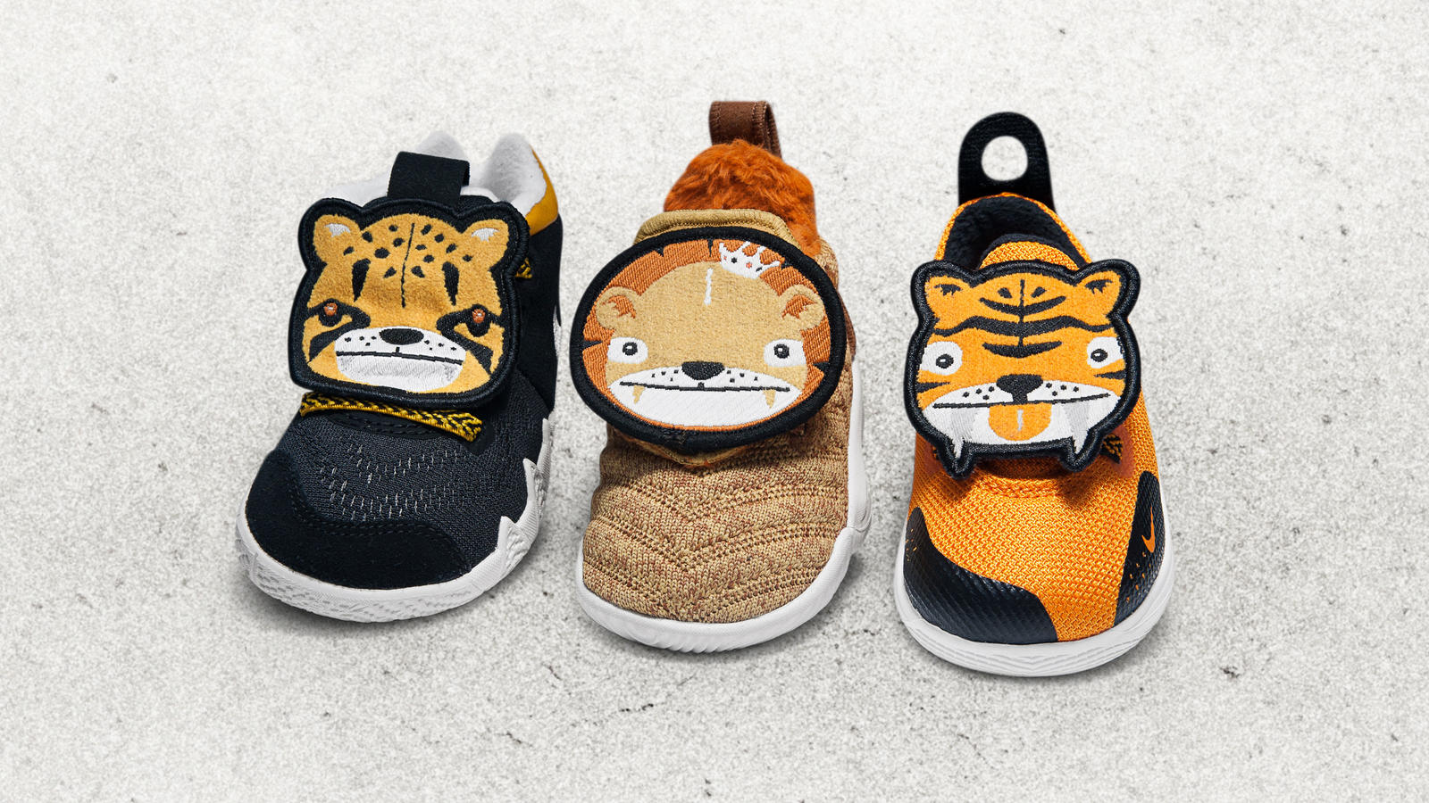 kd little big cats Kevin Durant shoes