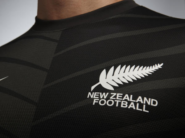 Nike Football unveils New Zealand Away National Team Kit