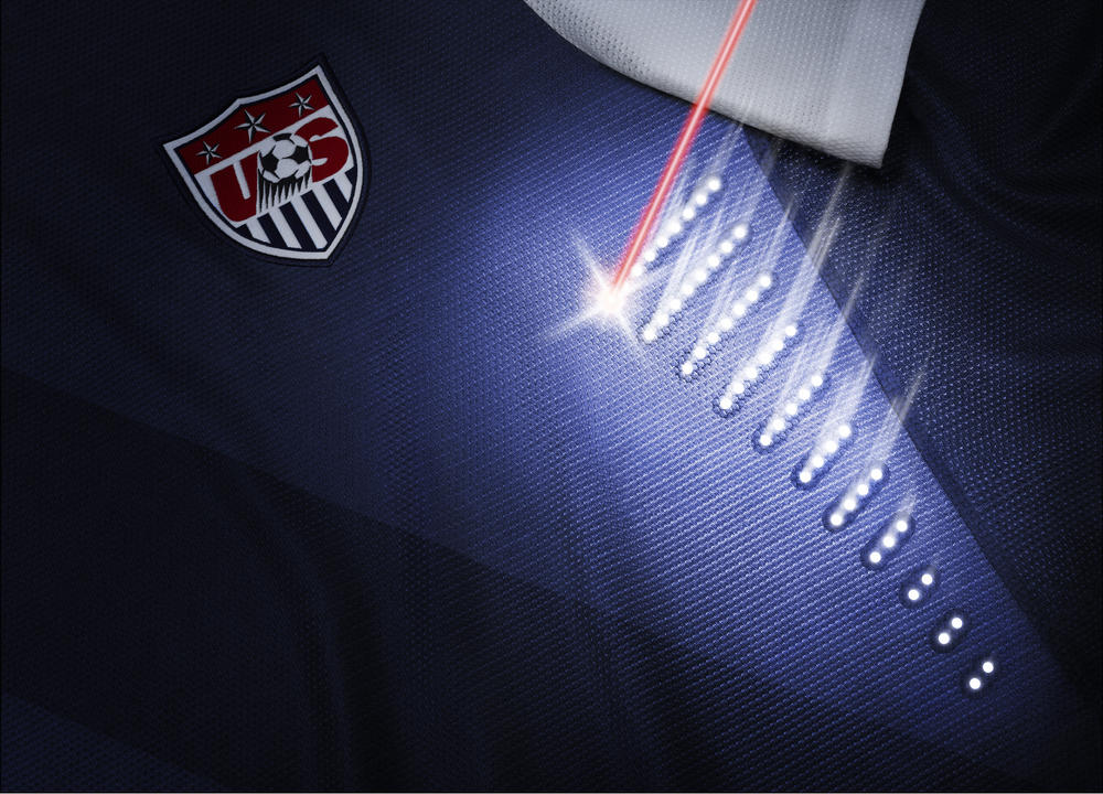 Nike Soccer unveils USA Away National Team Kit