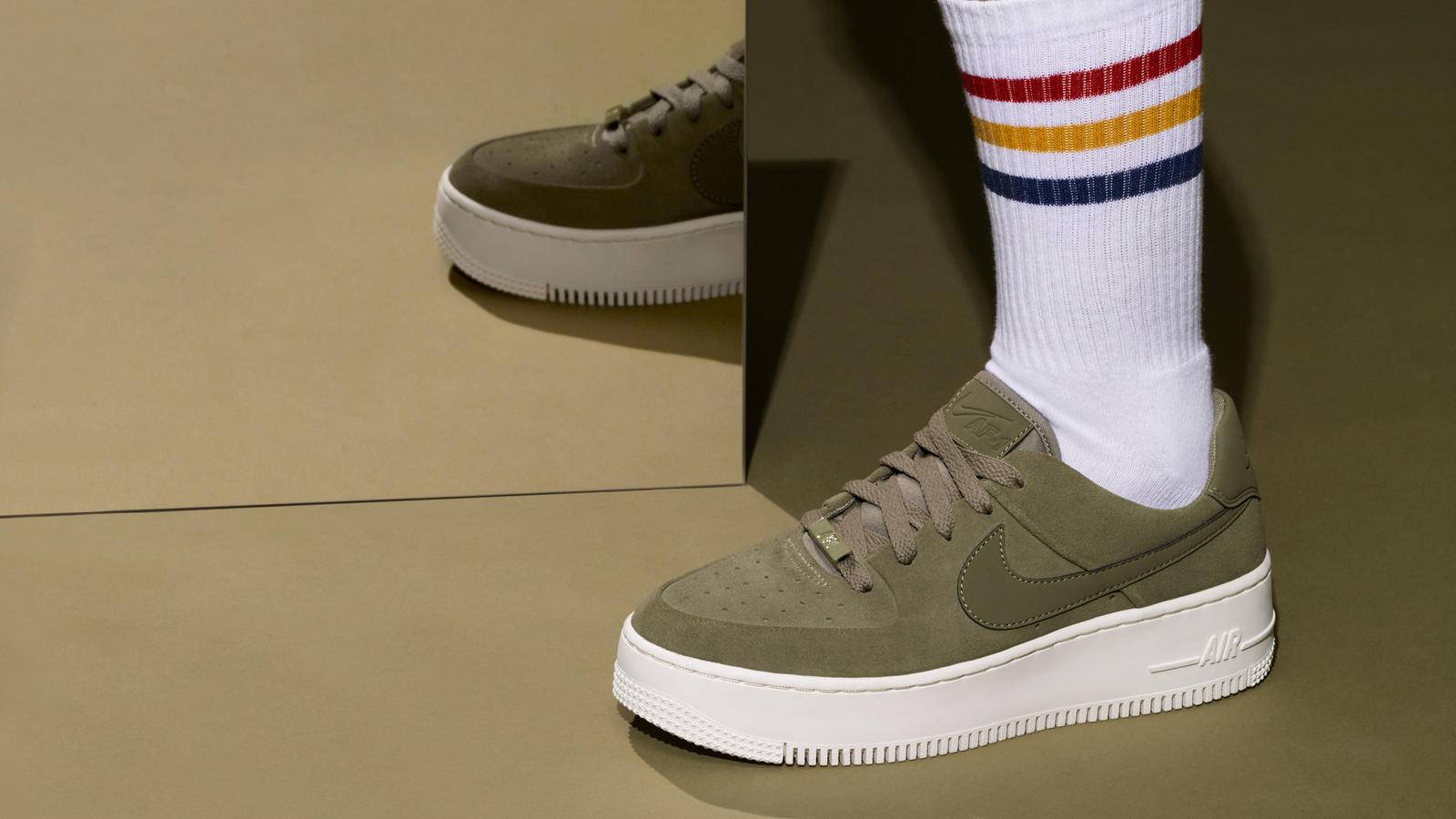 71bafadda40 New Styles Honor the Communities that Made Air Force 1 An Icon ...
