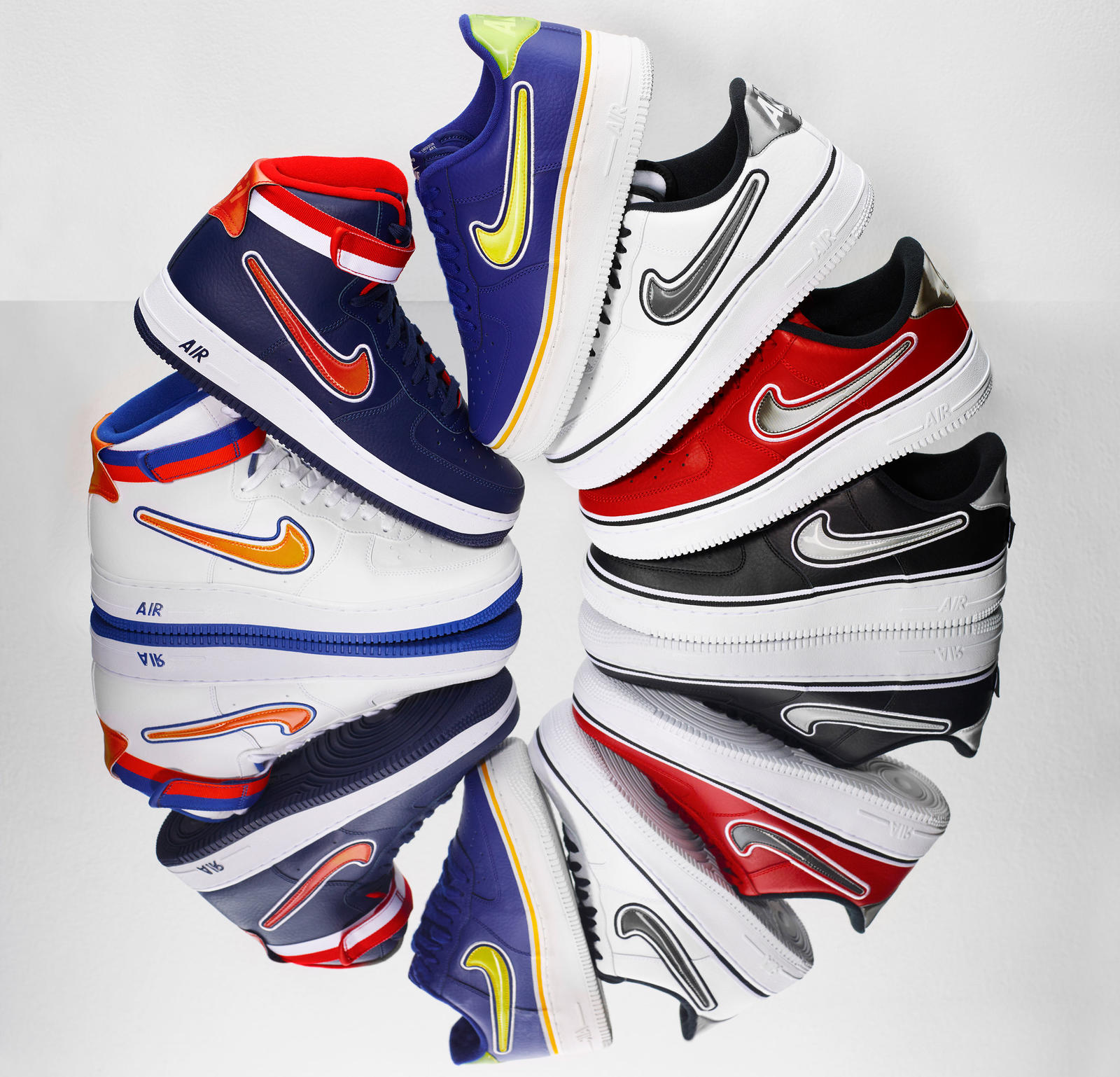 Nike Air Force 1 2018 - Nike News