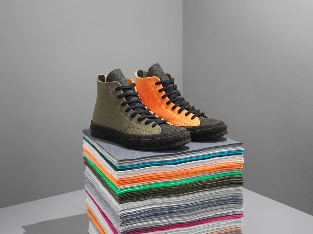 JW Anderson and Converse Continue Reimagining the Chuck 70 Through Texture and Color