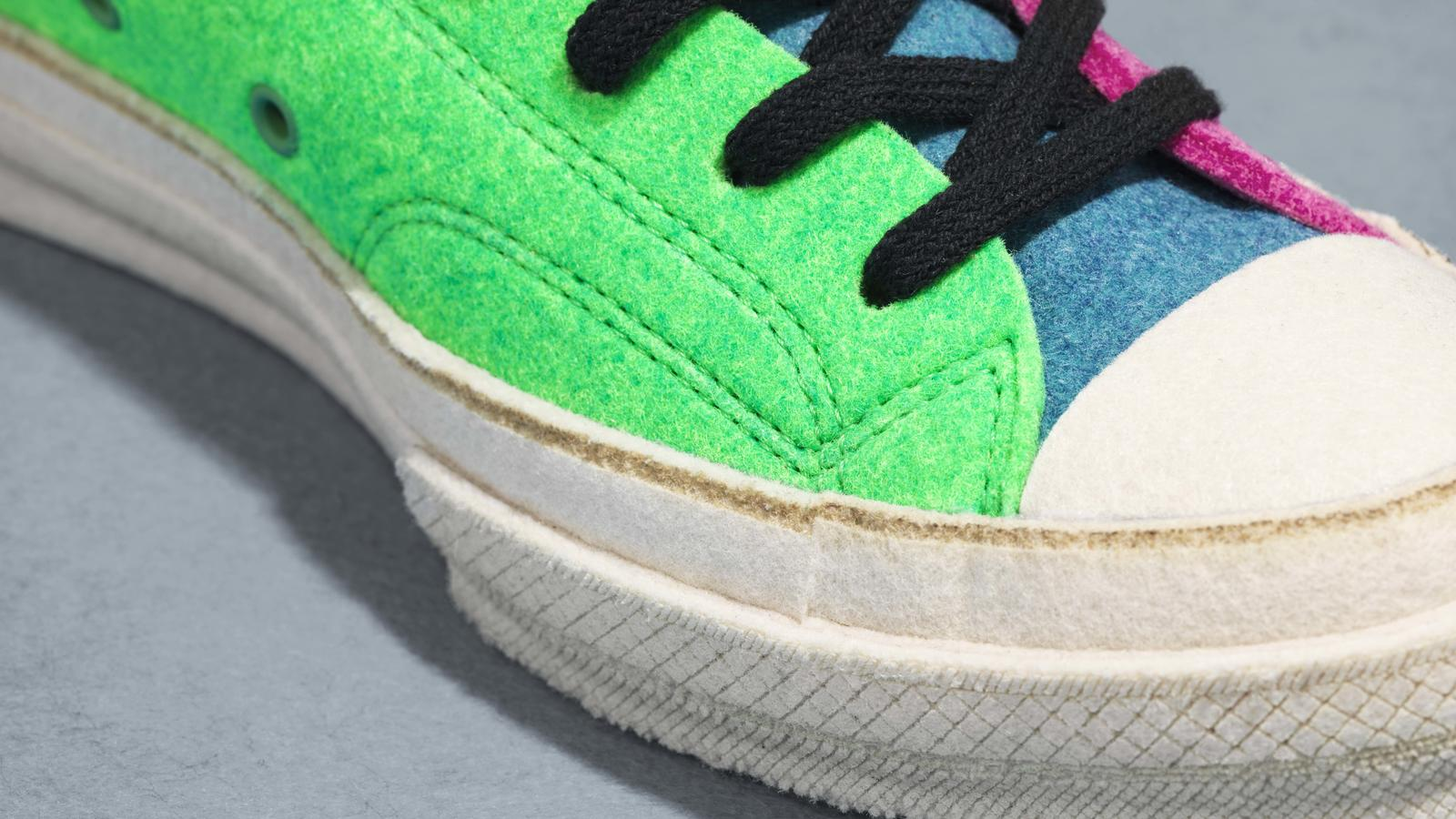 "JW Anderson's ""Felt"" Collaboration Transforms the Chuck 70 6"