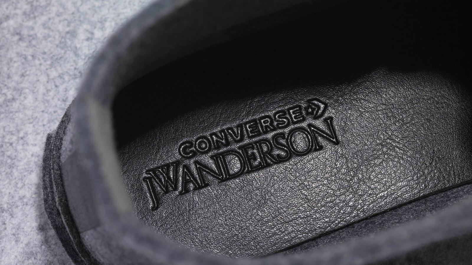 "JW Anderson's ""Felt"" Collaboration Transforms the Chuck 70 9"
