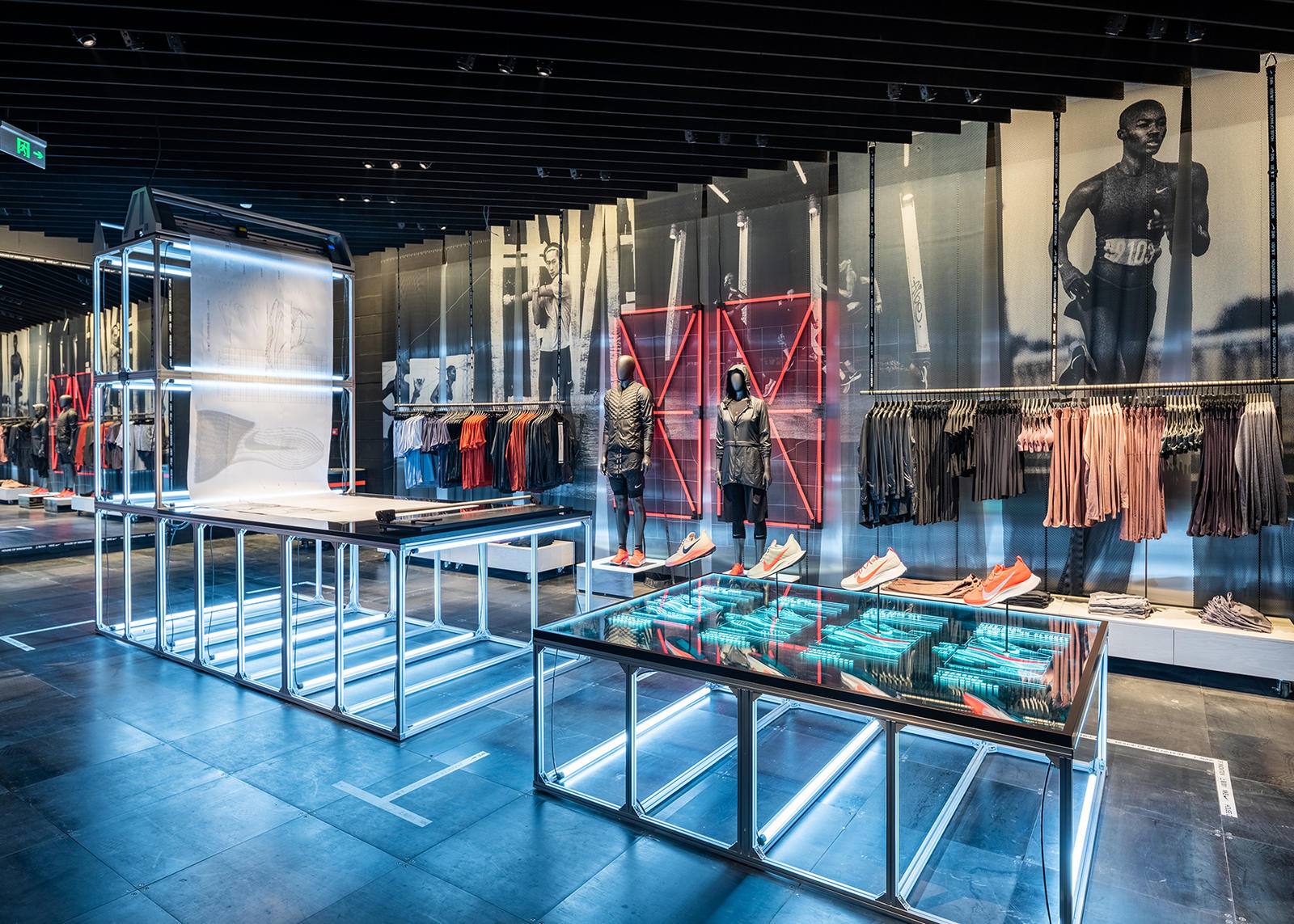 Five Facts to Know About Nike's New House of Innovation in Shanghai 1