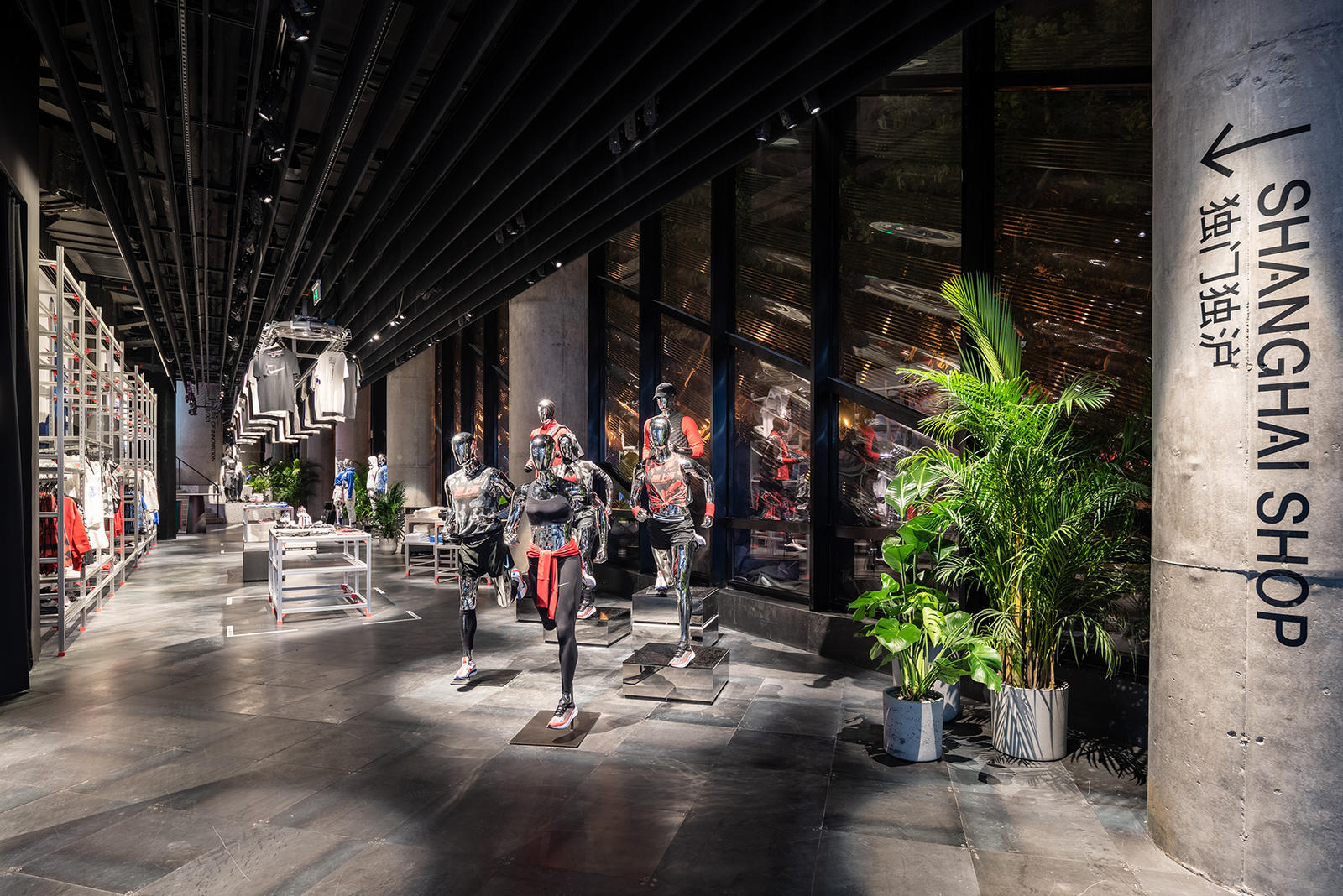 Five Facts to Know About Nike's New House of Innovation in Shanghai 2