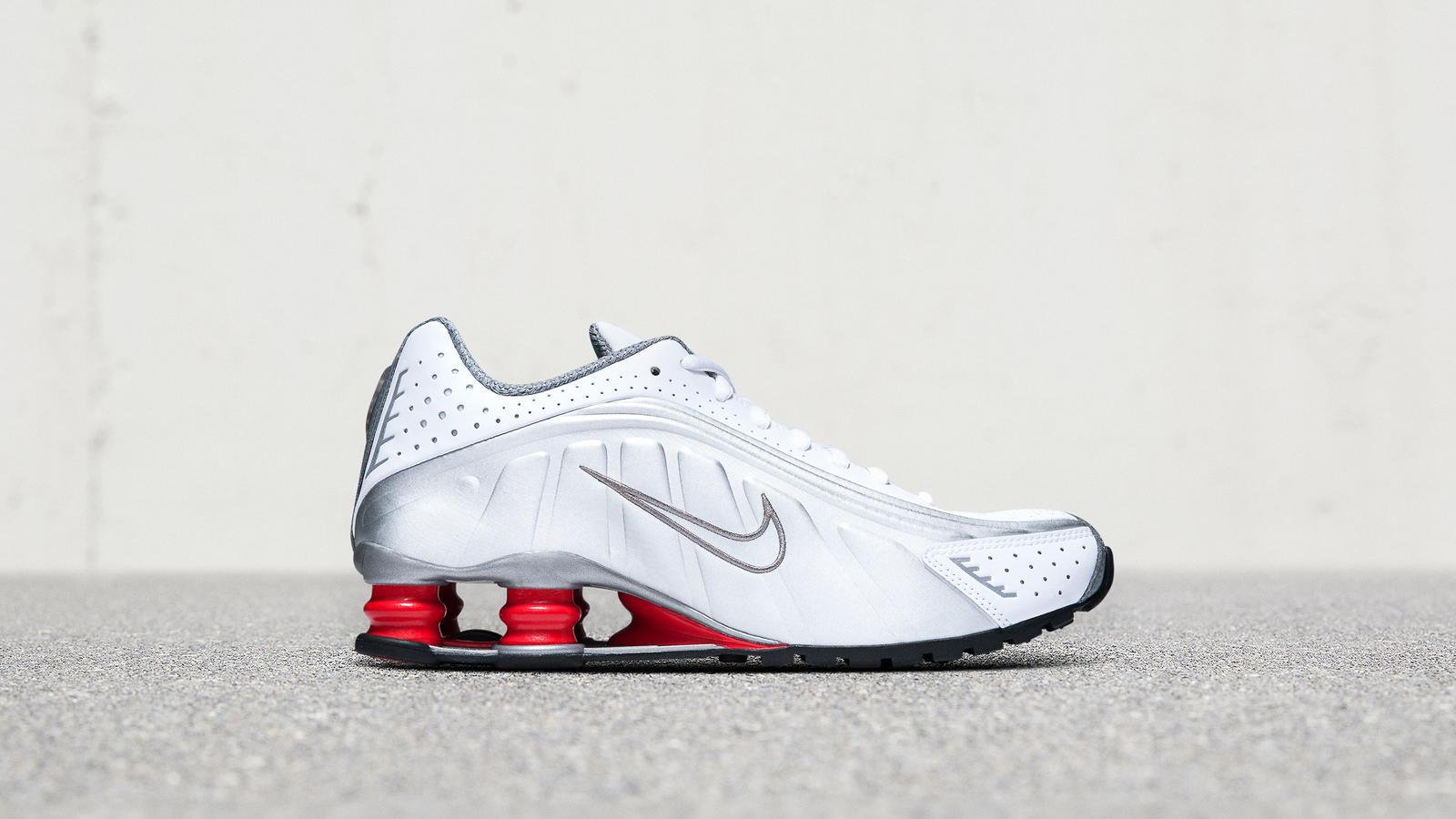 Nike Shox R4 - Nike News