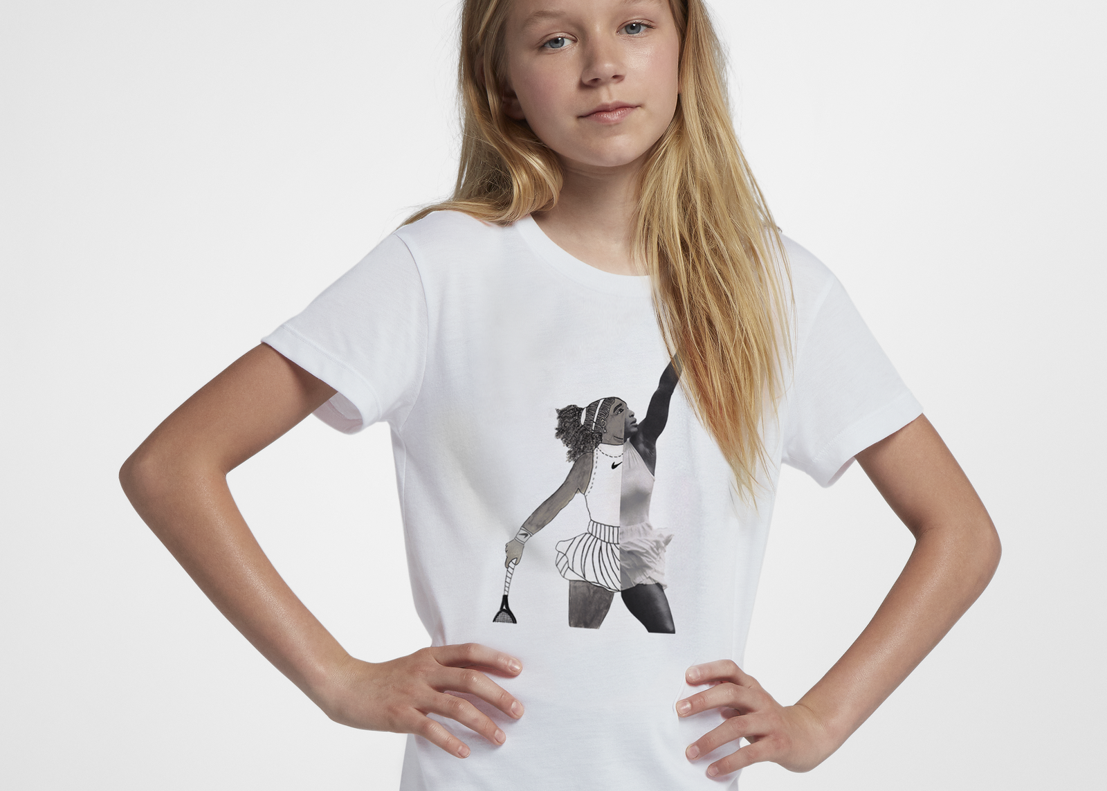 Nike Partners with 9-Year-Old Designer Dear Giana for A Girl-Power Sportswear Collaboration 3