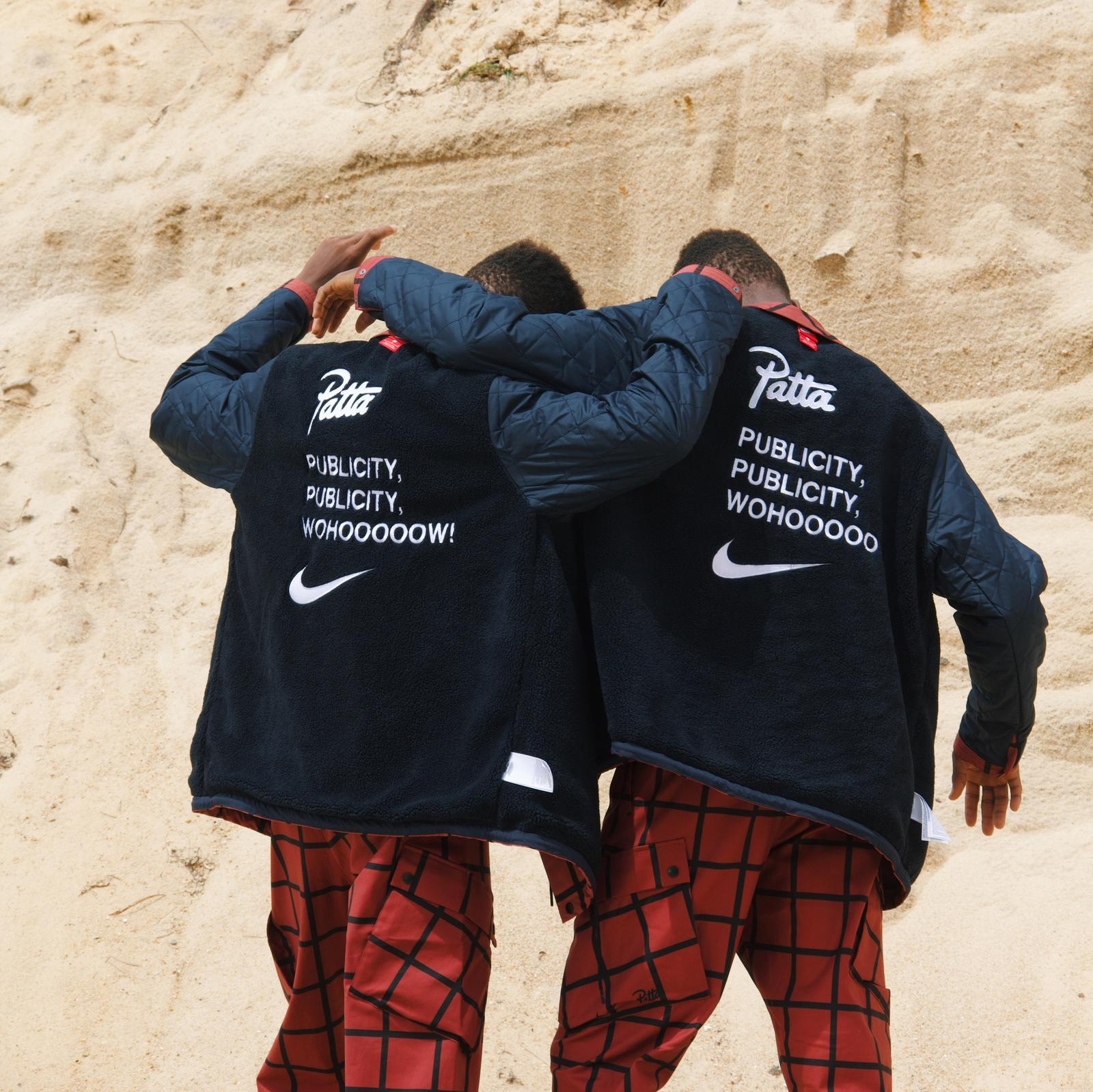 Nike's Latest Collection with Patta Broadens Its Collaborative Scope 2