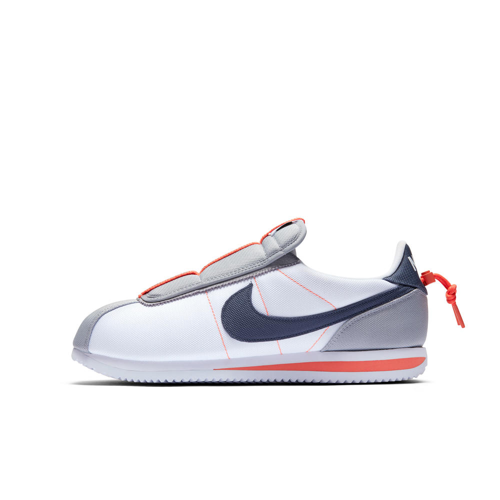 "reputable site 4e108 abdc5 Kendrick Lamar on the Nike Cortez Kenny IV ""House Shoe"" - Ni"