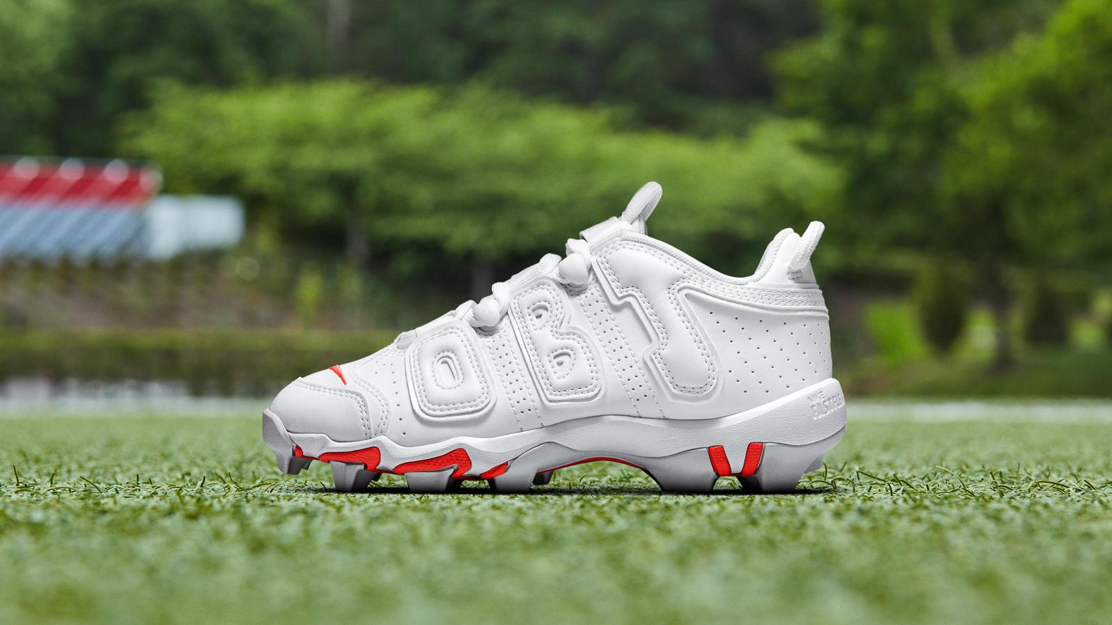 Nike Vapor Untouchable Pro 3 OBJ Uptempo Cleat  5