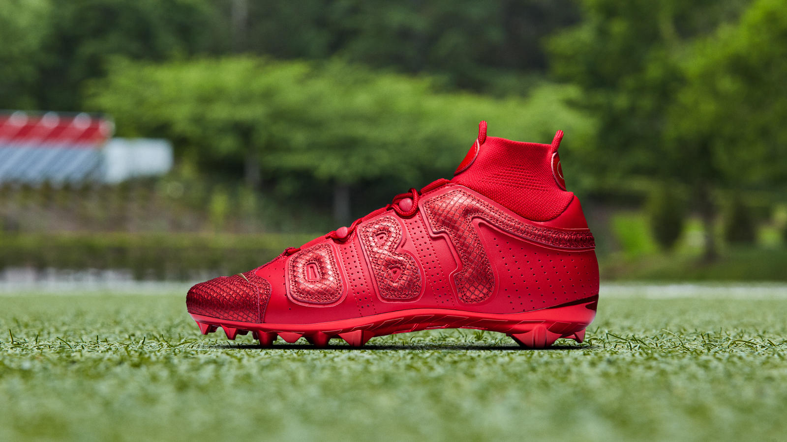 9df83fba7 Nike Vapor Untouchable Pro 3 OBJ Uptempo Cleat - Nike News