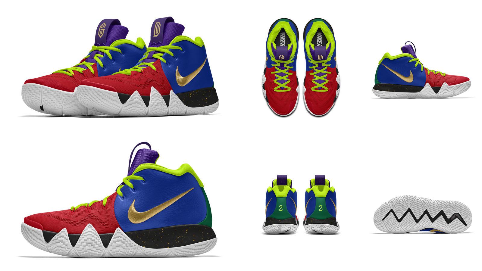 NBA 2018-19 Opening Week Nike PEs