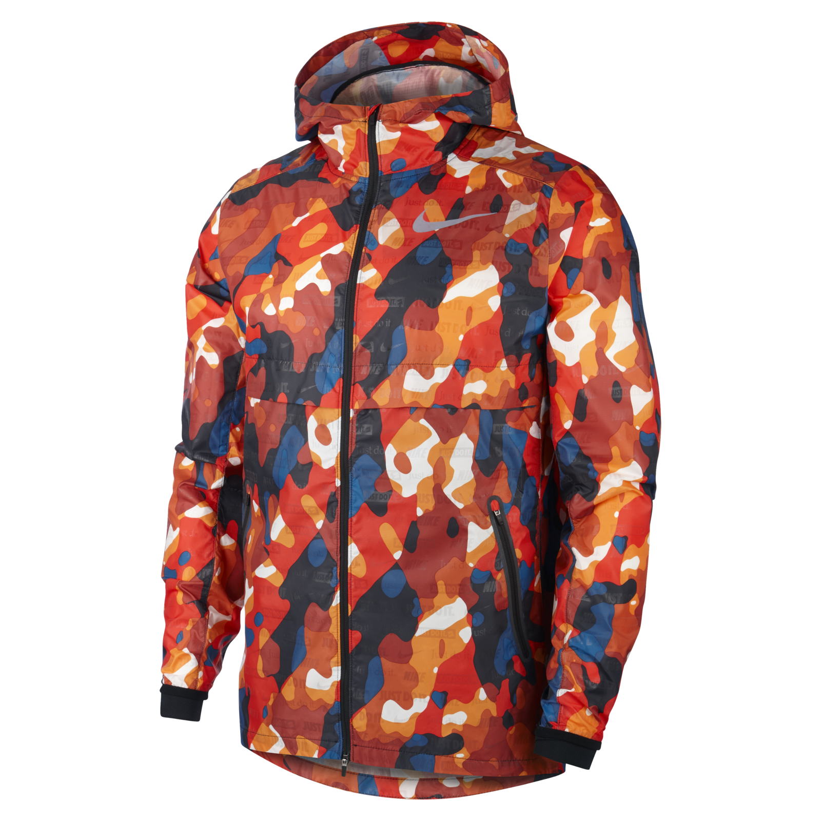 Dry nike shield ghost flash mens running jacket square 1600