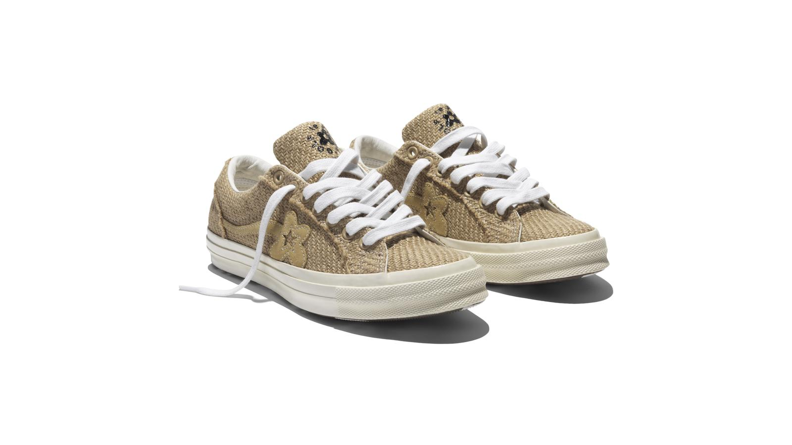 designer fashion 146a6 44505 Converse and Tyler, the Creator Introduce New Fabrics to the GOLF le FLEUR  collection