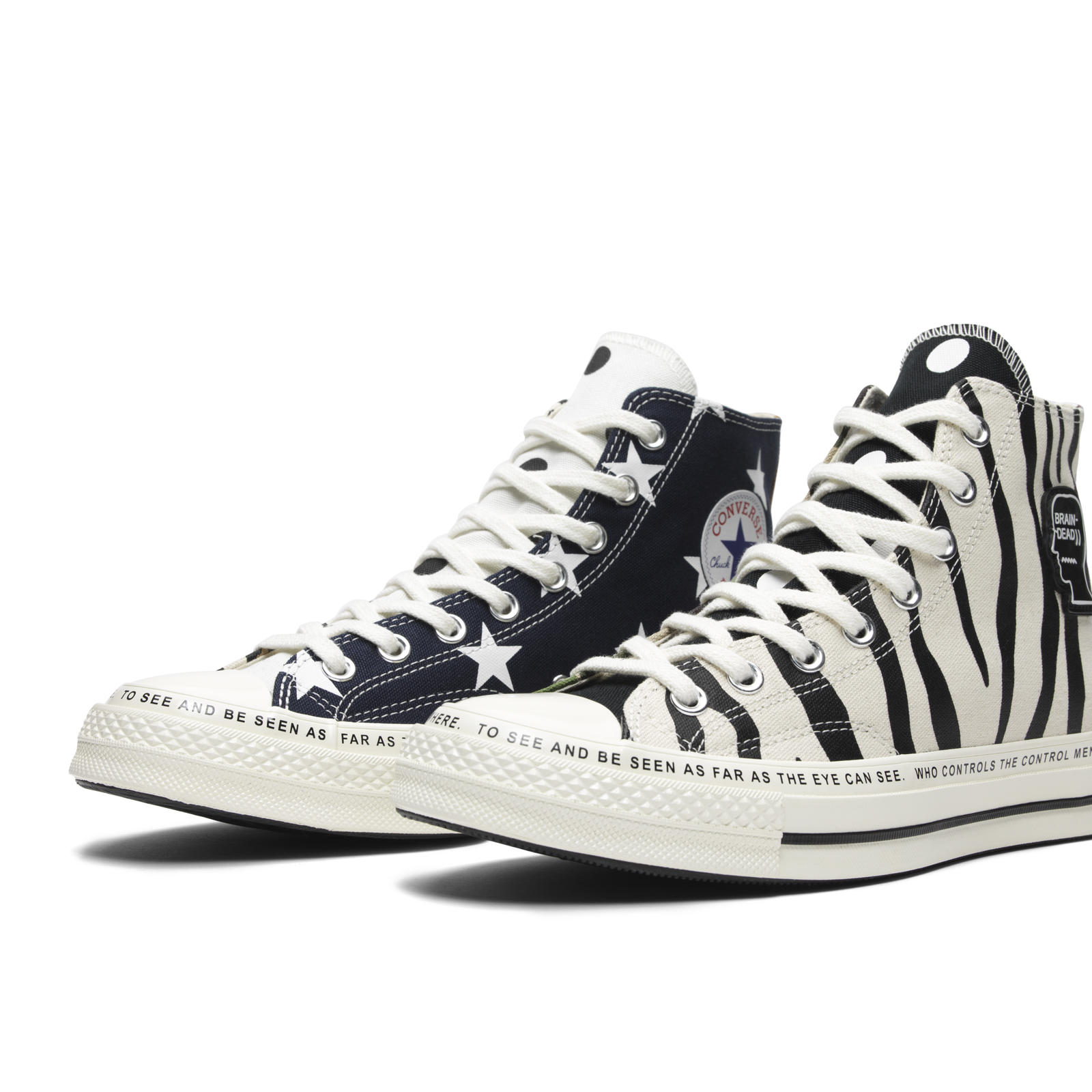Icon Meets Iconoclast: Behind the Converse x Brain Dead Collaboration 6